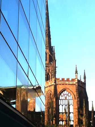 Coventry reflection