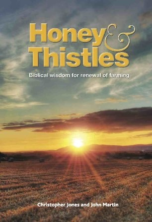 Honey and Thistles cover