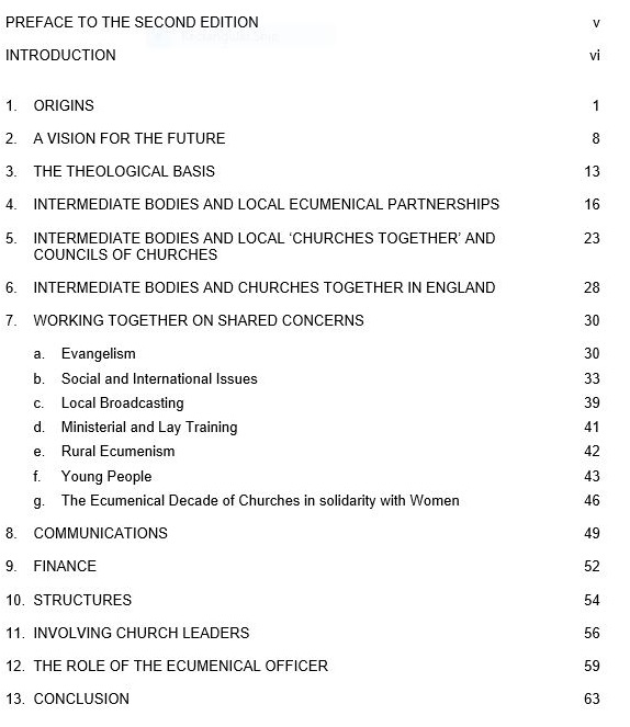 2nd edition contents for websi