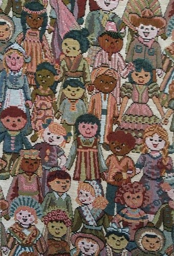 children tapestry