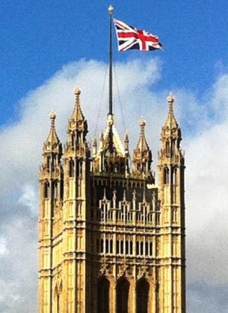 parliament flag