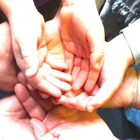 family of hands sq
