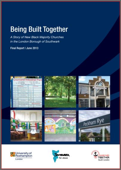 Being Built Together report