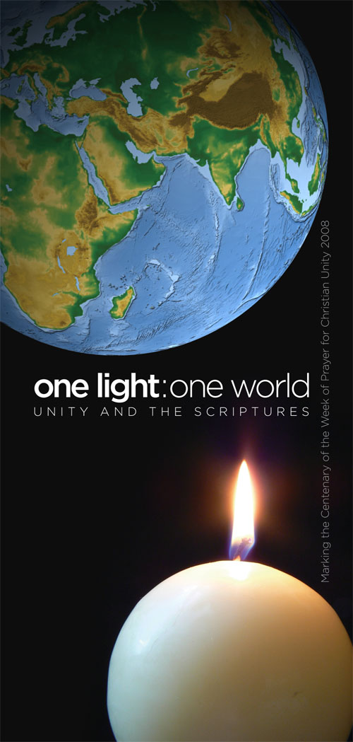 One Light One World front cove