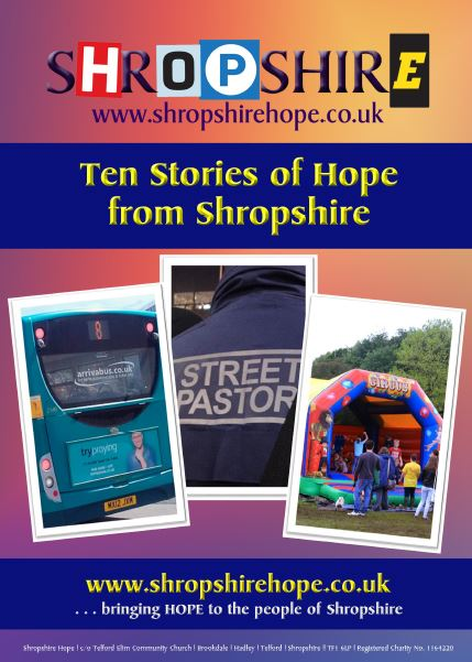 10 Stories of Hope Shropshire