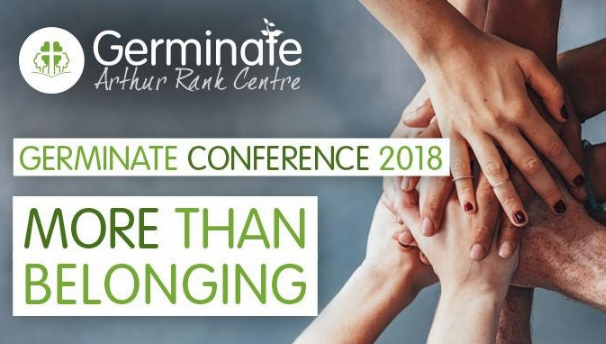 Germinate confernce logo 2018