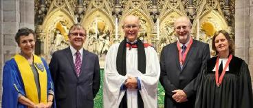 Hereford Ecumenical Companions